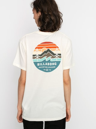 Tričko Billabong Twin Pines (off white)