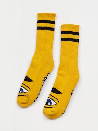 Ponou017eky Toy Machine Sect Eye (mustard)