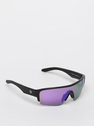 Slneu010dnu00e9 okuliare Dragon Tracer (matte black/ll violet ion)