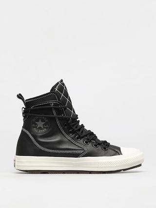 Topu00e1nky Converse CTAS All Terrain Leather (black/black/egret)