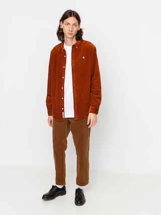 Kou0161eu013ea Carhartt WIP Madison Cord (brandy/wax)