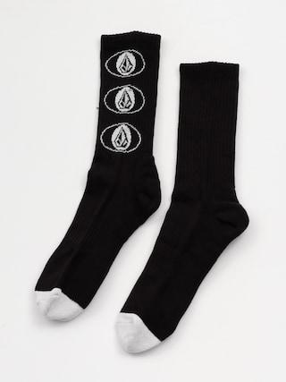Ponou017eky Volcom Vibes Socks (black)