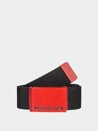 Opasok DC Web Belt 2 (racing red)