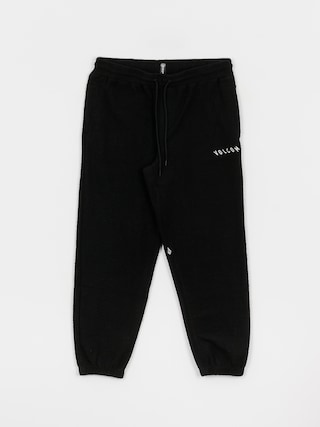 Nohavice Volcom Hever Fleece (black)