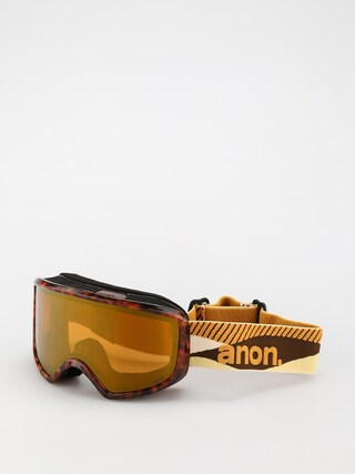 Snowboardovu00e9 okuliare Anon Deringer Wmn (tort3/perceive sunny bronze)