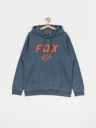 Mikina s kapucňou Fox Legacy Moth HD (blu stl)