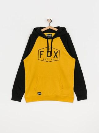 Mikina s kapucu0148ou Fox Crest HD (must)