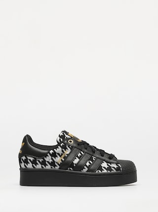 Topu00e1nky adidas Originals Superstar Bold Wmn (cblack/cblack/ftwwht)
