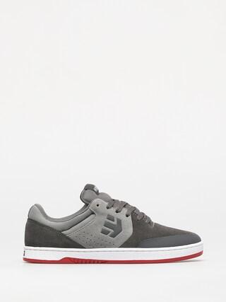 Topánky Etnies Marana (grey/dark grey/red)