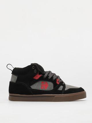 Topu00e1nky Etnies Agron (black/grey/red)