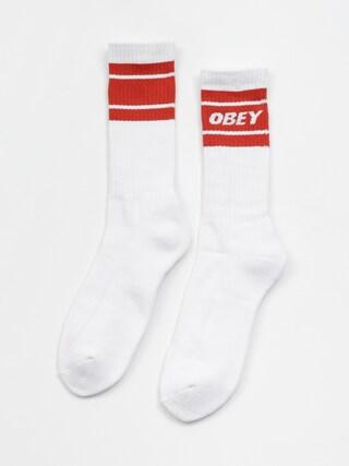 Ponou017eky OBEY Cooper II (white/chili)