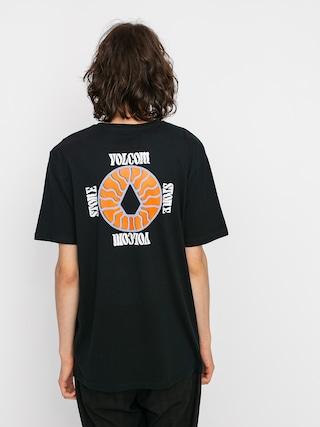 Tričko Volcom Surprise Bsc (black)