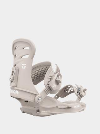 Snowboardovu00e9 viazanie Union Rosa Wmn (warm grey)