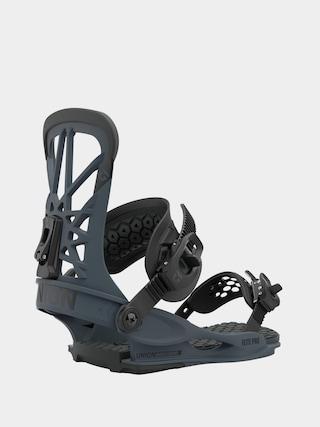 Snowboardovu00e9 viazanie Union Flite Pro (dark grey)