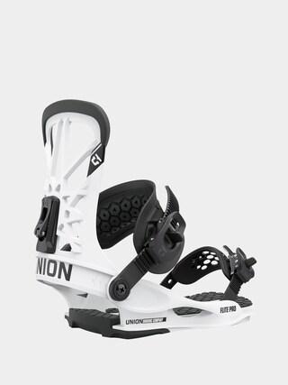 Snowboardovu00e9 viazanie Union Flite Pro (white)