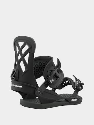Snowboardovu00e9 viazanie Union Milan Wmn (black)