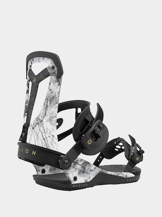 Snowboardovu00e9 viazanie Union Falcor (arctic white)
