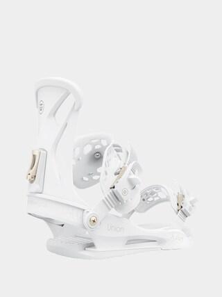 Snowboardovu00e9 viazanie Union Juliet Wmn (white)