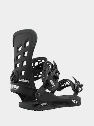 Snowboardovu00e9 viazanie Union Str (black)