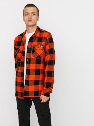 Košeľa Dickies Sacramento (bright orange)