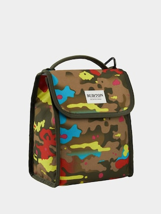 Tau0161ka Burton Lunch Sack (bright birch camo print)