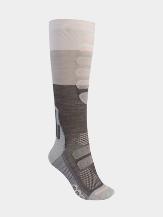 Ponou017eky Burton Performance Midweight Wmn (gray heather)