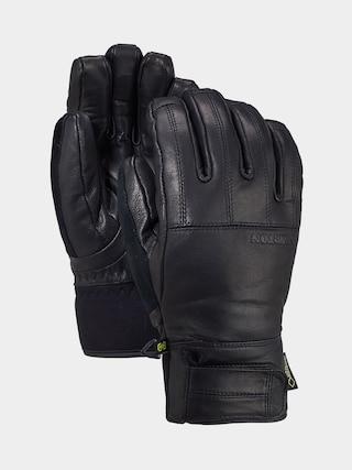 Rukavice Burton Gondy Gore Tex Leather Glv (true black)