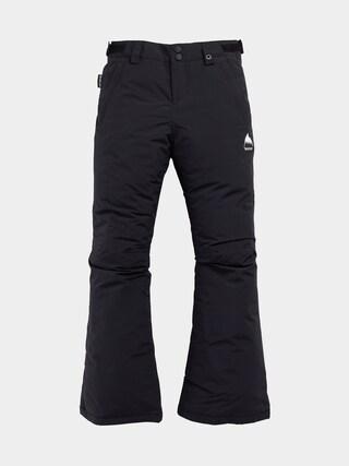 Snowboardovu00e9 nohavice Burton Sweetart (true black)