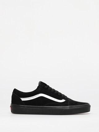 Topu00e1nky Vans Old Skool (pig suede/black/black)