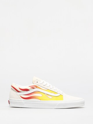Topánky Vans Old Skool (flame/tr wht/classic wht)
