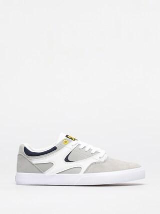 Topu00e1nky DC Kalis Vulc (white/grey/grey)