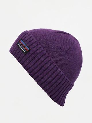 u010ciapka Patagonia Brodeo Beanie (purple)