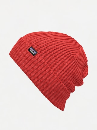 u010ciapka Patagonia Fishermans Rolled Beanie (hot ember)