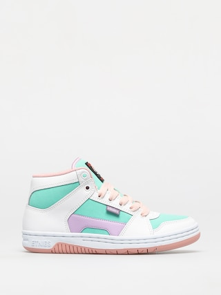Topu00e1nky Etnies Mc Rap High Wmn (white/green)