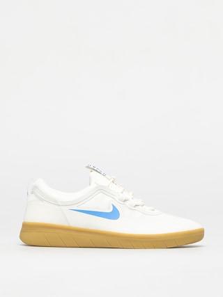 Topu00e1nky Nike SB Nyjah Free 2 0 (summit white/lt photo blue)