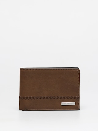 Peňaženka Quiksilver Stitchy 2 (chocolate brown)