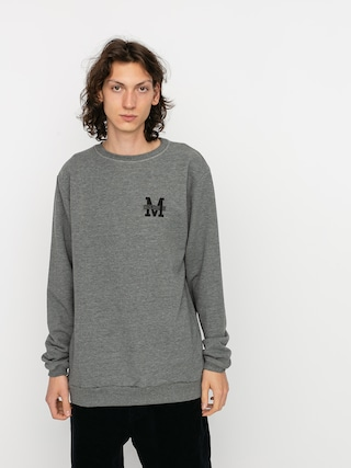 Mikina Malita Logo (heather grey)