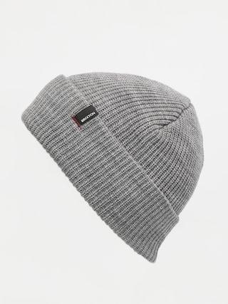 Čiapka Brixton Heist Beanie (light heather grey)