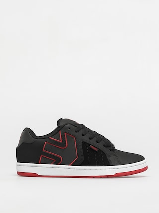 Topu00e1nky Etnies Fader 2 (black/white/red)