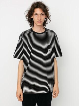 Triu010dko Element Basic Stripes (flint black)