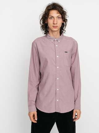 Kou0161eu013ea RVCA Thatll Do Stretch Ls (merlot)