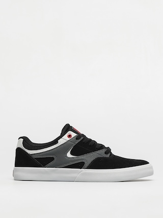 Topu00e1nky DC Kalis Vulc (black/athletic red/black)