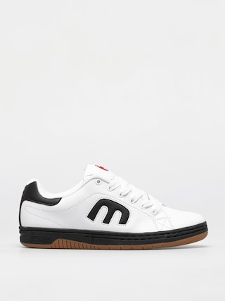 Topu00e1nky Etnies Calli Cut (white/black/red)