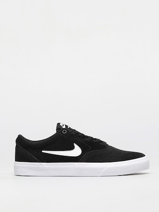 Topánky Nike SB Charge Suede (black/white/black)