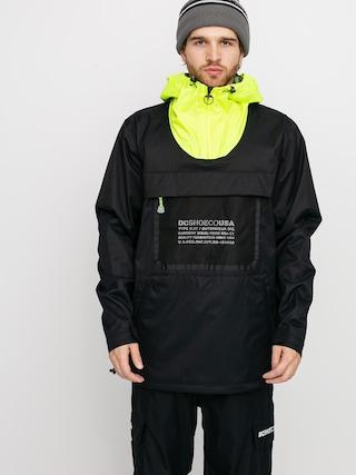 Snowboardová bunda DC Asap Anorak (black)