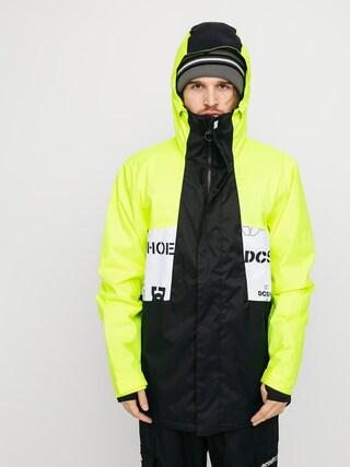 Snowboardová bunda DC Defy (syndicate white)