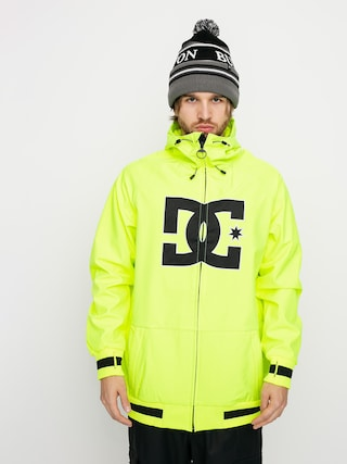 Snowboardovu00e1 bunda DC Spectrum (safety yellow)