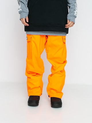 Snowboardovu00e9 nohavice DC Banshee (shocking orange)