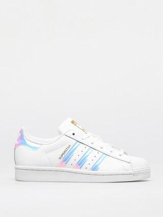 Topu00e1nky adidas Originals Superstar Wmn (ftwwht/goldmt/cblack)