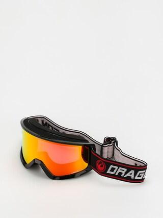 Snowboardovu00e9 okuliare Dragon DX3 Otg (infrared/ll red ion)